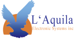L'Aquila Electronic Systems Client Portal